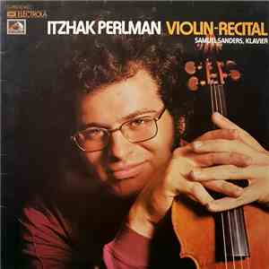 Itzhak Perlman - Violin Recital download